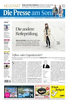 Die Presse (16.05.2021)