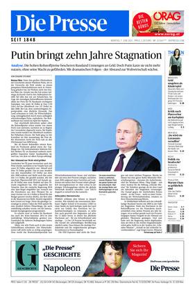 Die Presse (07.06.2021)
