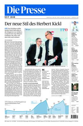 Die Presse (08.06.2021)