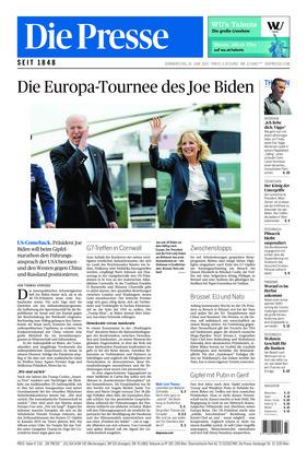 Die Presse (10.06.2021)