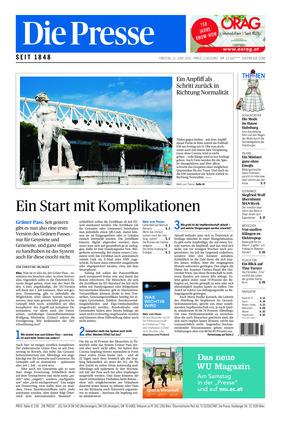 Die Presse (11.06.2021)