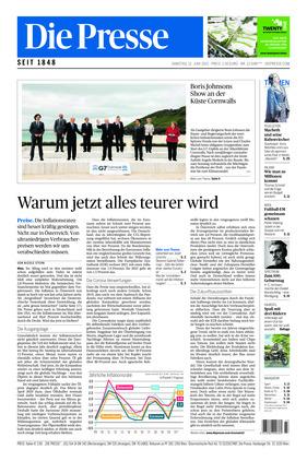 Die Presse (12.06.2021)