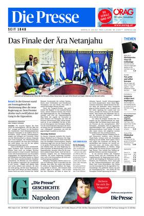 Die Presse (14.06.2021)