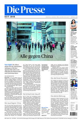 Die Presse (15.06.2021)