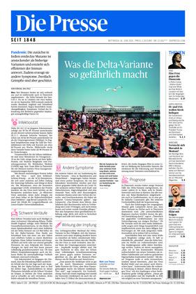 Die Presse (16.06.2021)