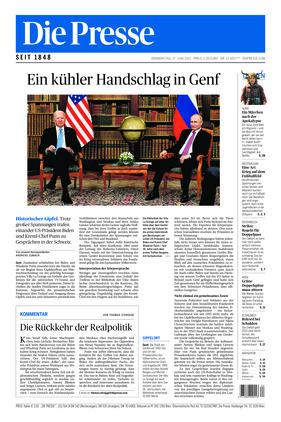 Die Presse (17.06.2021)