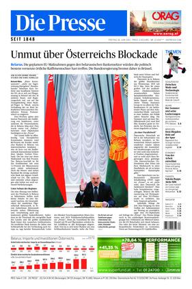 Die Presse (18.06.2021)