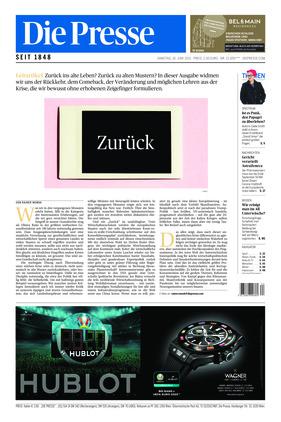 Die Presse (19.06.2021)