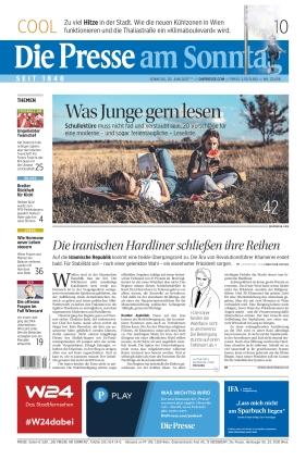 Die Presse (20.06.2021)