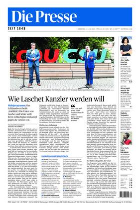 Die Presse (22.06.2021)
