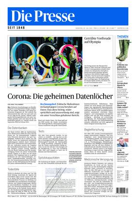 Die Presse (20.07.2021)