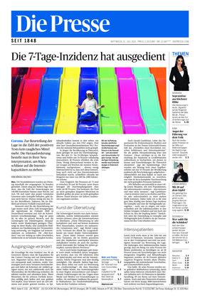 Die Presse (21.07.2021)