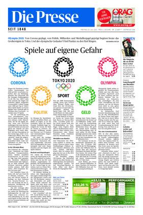 Die Presse (23.07.2021)