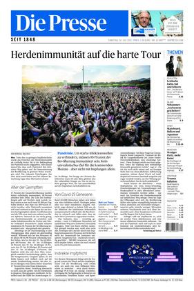 Die Presse (24.07.2021)