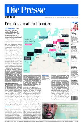 Die Presse (29.07.2021)