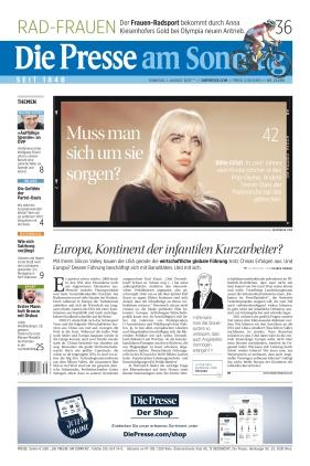 Die Presse (01.08.2021)