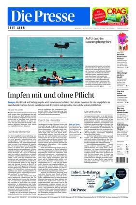 Die Presse (02.08.2021)