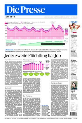 Die Presse (03.08.2021)