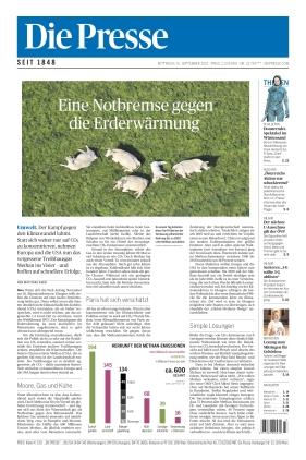 Die Presse (15.09.2021)