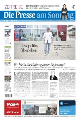 Die Presse (19.09.2021)