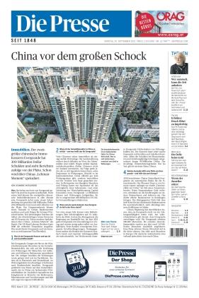 Die Presse (20.09.2021)