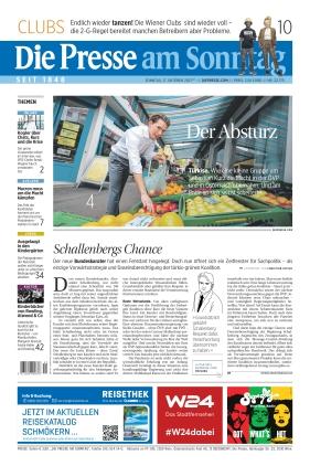 Die Presse (17.10.2021)