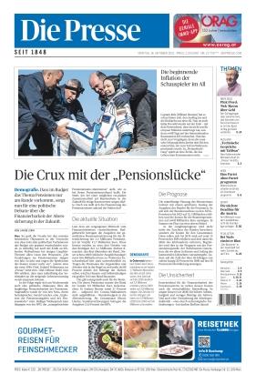 Die Presse (18.10.2021)