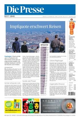 Die Presse (19.10.2021)