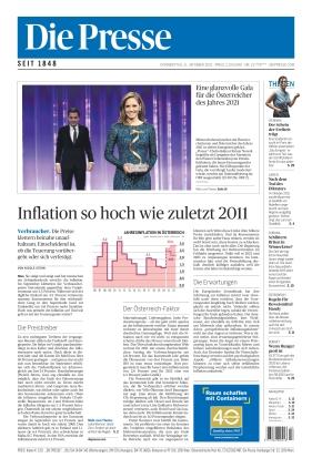 Die Presse (21.10.2021)