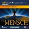 Vergrößerte Darstellung Cover: Der Mensch. Externe Website (neues Fenster)