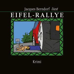 Jacques Bernorf liest Eifel-Rallye