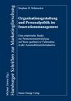 Organisationsgstaltung und Personalpolitik im Innovationsmanagement