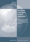 International komparatives Personalmanagement