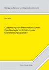 Outsourcing von Personalfunktionen