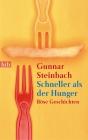 Vergrößerte Darstellung Cover: Schneller als der Hunger. Externe Website (neues Fenster)