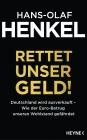 Vergrößerte Darstellung Cover: Rettet unser Geld!. Externe Website (neues Fenster)