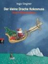 Vergrößerte Darstellung Cover: Der kleine Drache Kokosnuss feiert Weihnachten. Externe Website (neues Fenster)