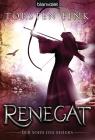 Vergrößerte Darstellung Cover: Renegat. Externe Website (neues Fenster)