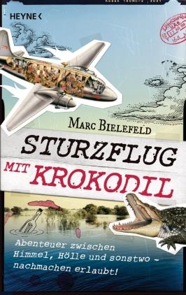 Sturzflug mit Krokodil
