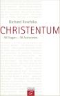 Vergrößerte Darstellung Cover: Christentum. Externe Website (neues Fenster)