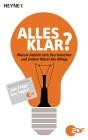 Vergrößerte Darstellung Cover: Alles klar?. Externe Website (neues Fenster)