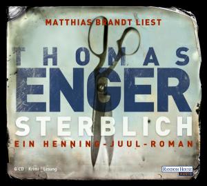 """Matthias Brandt liest Thomas Enger """"Sterblich"""""""