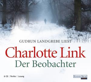 "Gudrun Landgrebe liest Charlotte Link ""Der Beobachter"""