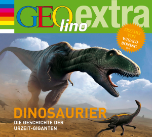 GEOlino extra Hör-Bibliothek - Dinosaurier