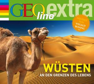 GEOlino extra Hör-Bibliothek - Wüsten