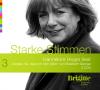 """Vergrößerte Darstellung Cover: Hannelore Hoger liest """"Vergiss nie, dass ich dich liebe von Elizabeth George"""". Externe Website (neues Fenster)"""