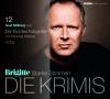 """Axel Milberg liest """"Der Tod des Fotografen"""" von Henning Mankell"""