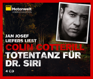 "Jan Josef Liefers liest Colin Cotterill ""Totentanz für Dr. Siri"""