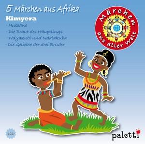 5 Märchen aus Afrika