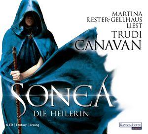 """Martina Rester-Gellhaus liest Trudi Canavan """"Sonea - Die Heilerin"""""""